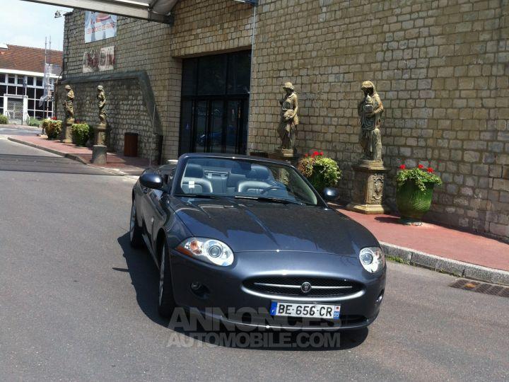 Jaguar XK convertible cuircuir Occasion - 3