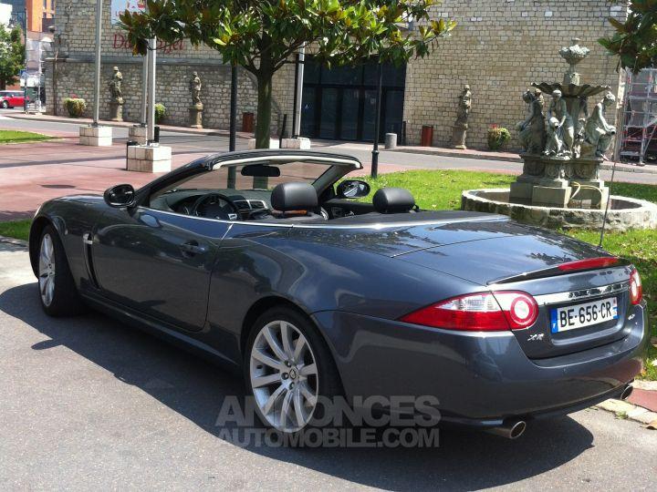 Jaguar XK convertible cuircuir Occasion - 4