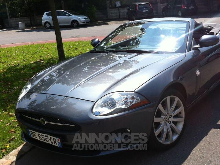 Jaguar XK convertible cuircuir Occasion - 5