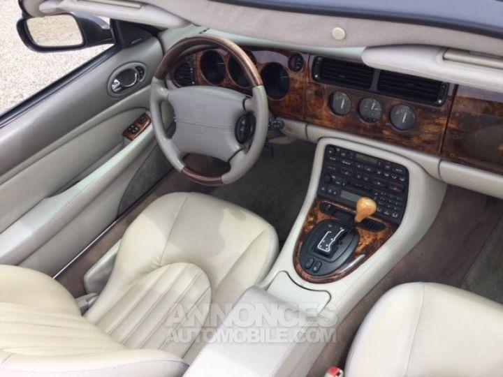 Jaguar XK8 LUXE  Bleu Grey metal Occasion - 9