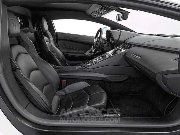 Lamborghini Aventador LP700-4 e-gear  blanc Occasion - 8