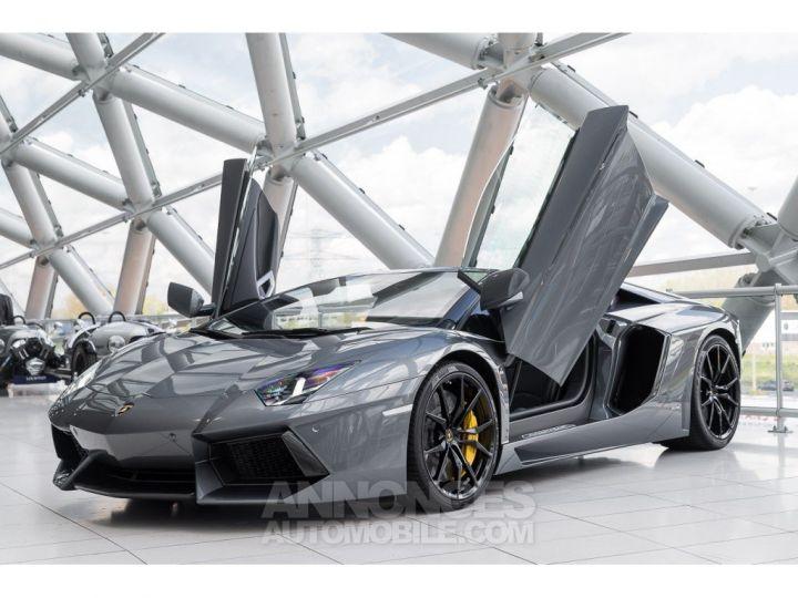 Lamborghini Aventador spider pot akrapovic GRIS Occasion - 2