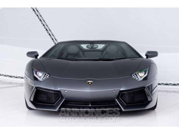 Lamborghini Aventador spider pot akrapovic GRIS Occasion - 4