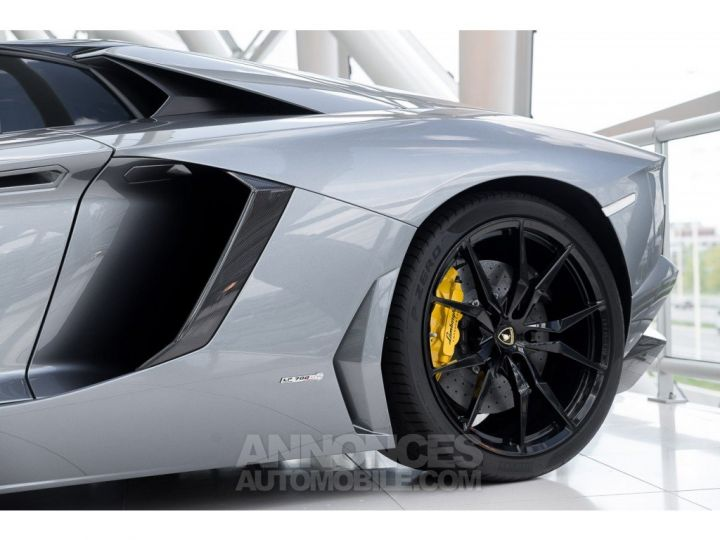 Lamborghini Aventador spider pot akrapovic GRIS Occasion - 7