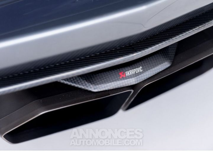Lamborghini Aventador spider pot akrapovic GRIS Occasion - 12