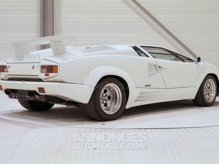 Lamborghini Countach 25th anniversary BLANC Occasion - 2