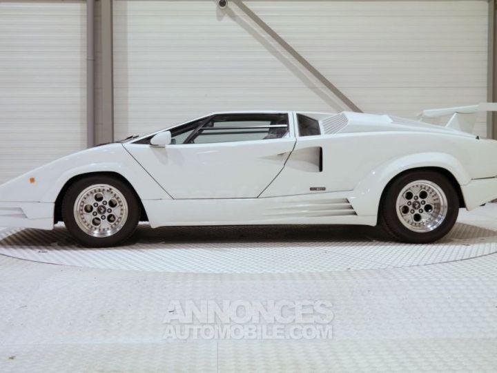 Lamborghini Countach 25th anniversary BLANC Occasion - 3
