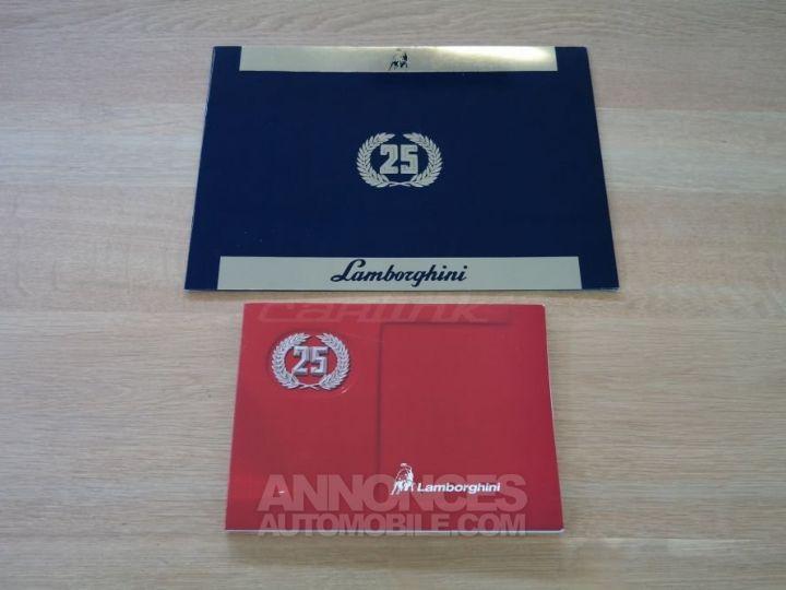 Lamborghini Countach 25th anniversary BLANC Occasion - 6