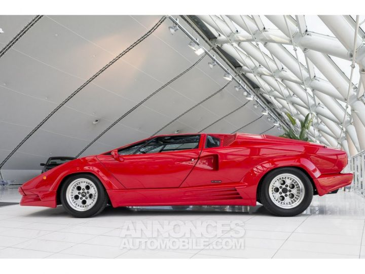 Lamborghini Countach 25th anniversary rouge Occasion - 2