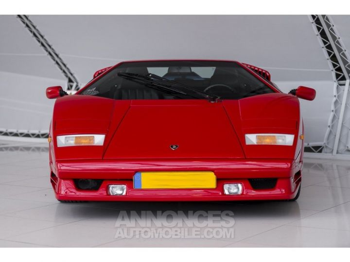 Lamborghini Countach 25th anniversary rouge Occasion - 14