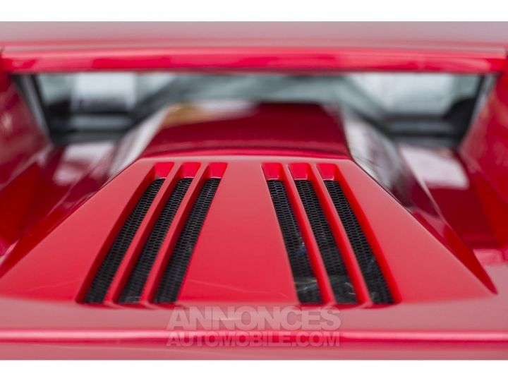 Lamborghini Countach 25th anniversary rouge Occasion - 20