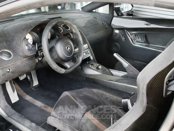 Lamborghini Gallardo LP570-4 Superleggera noir Occasion - 9
