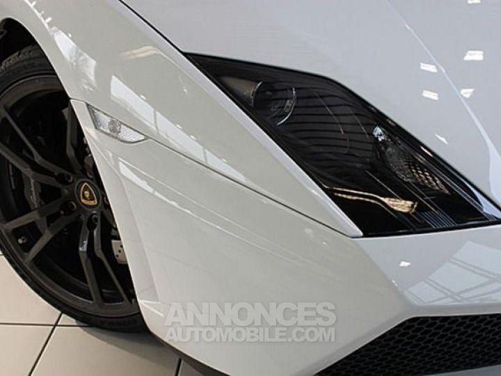 Lamborghini Gallardo Spyder performante Spyder LP570-4 blanc Occasion - 7