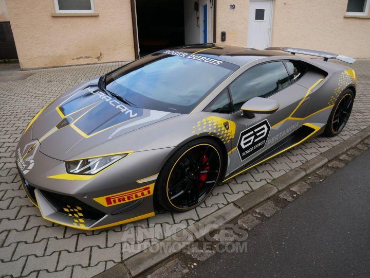 Lamborghini Huracan Coupé LP 610-4, Lift, Magneto, Échappement Sport Bianco Monocerus Occasion - 1