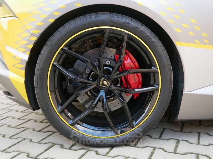 Lamborghini Huracan Coupé LP 610-4, Lift, Magneto, Échappement Sport Bianco Monocerus Occasion - 16
