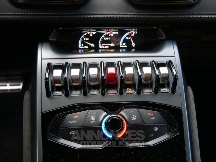 Lamborghini Huracan Coupé LP 610-4, Lift, Magneto, Échappement Sport Bianco Monocerus Occasion - 20