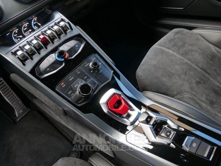 Lamborghini Huracan Coupé LP 610-4, Lift, Magneto, Échappement Sport Bianco Monocerus Occasion - 21