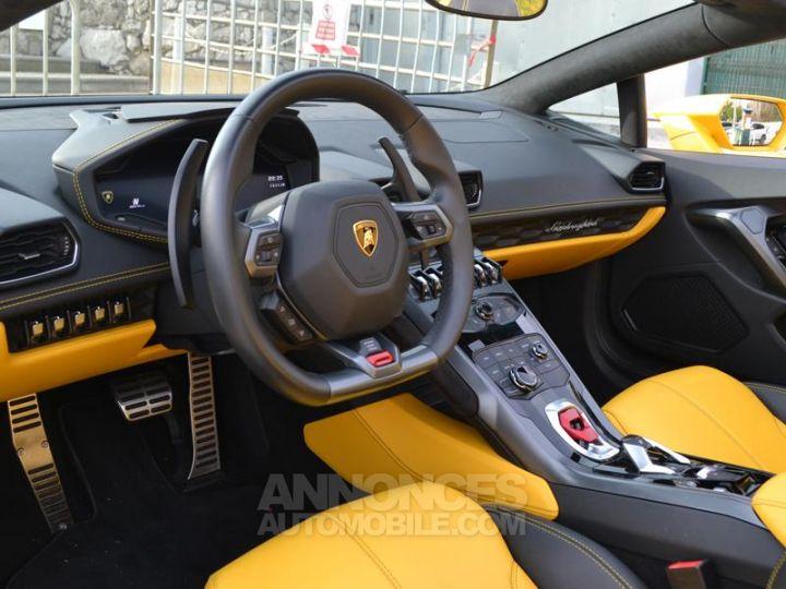 Lamborghini Huracan LP580-2 Giallo Orion Occasion - 4