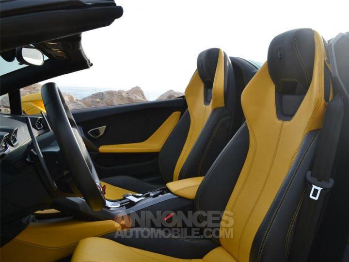 Lamborghini Huracan LP580-2 Giallo Orion Occasion - 5