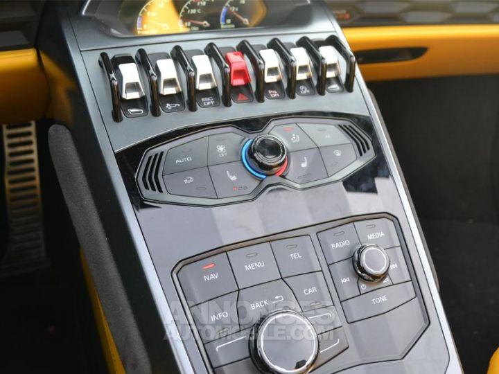 Lamborghini Huracan LP580-2 Giallo Orion Occasion - 16