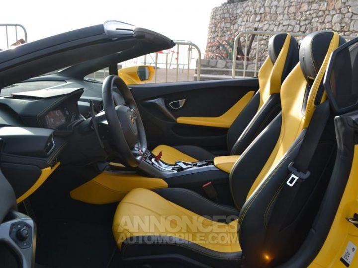 Lamborghini Huracan LP580-2 Giallo Orion Occasion - 18