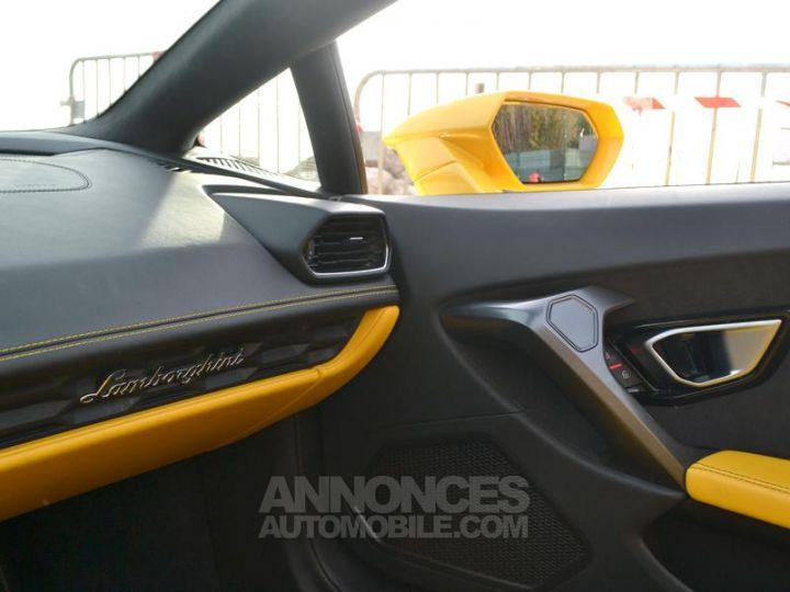 Lamborghini Huracan LP580-2 Giallo Orion Occasion - 19