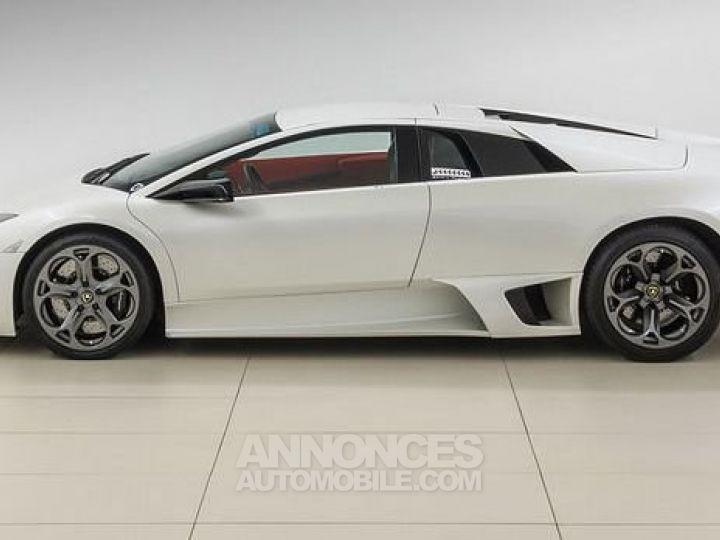 Lamborghini Murcielago LP640 e-gear  blanc Occasion - 2