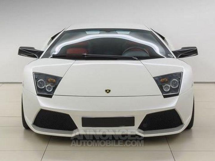 Lamborghini Murcielago LP640 e-gear  blanc Occasion - 4