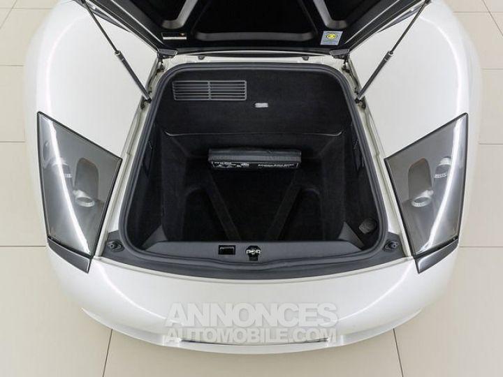 Lamborghini Murcielago LP640 e-gear  blanc Occasion - 12