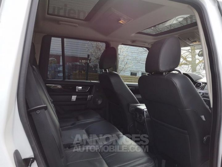 Land Rover Discovery IV TDV6 245 HSE BVA Ill Blanc Occasion - 5