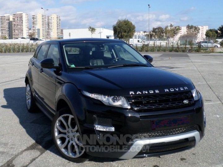 Land Rover Range Rover Evoque SD4 BA9 DYNAMIC NOIR Occasion - 1