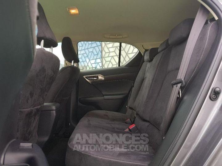 Lexus CT 200h Pack GRIS F Occasion - 6
