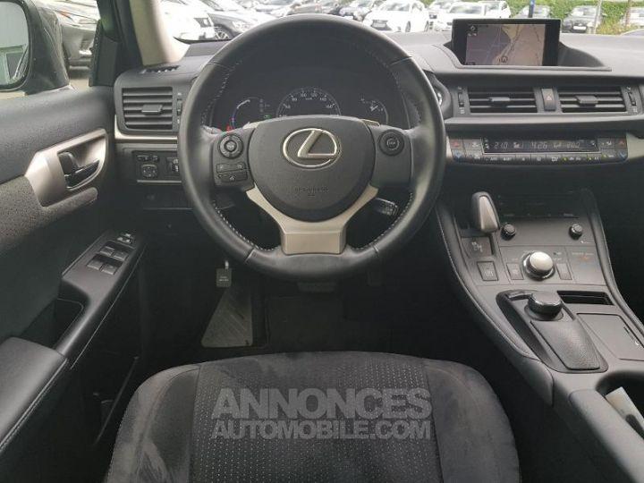 Lexus CT 200h Pack GRIS F Occasion - 10