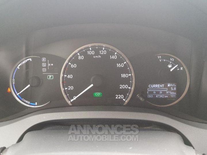 Lexus CT 200h Pack GRIS F Occasion - 12