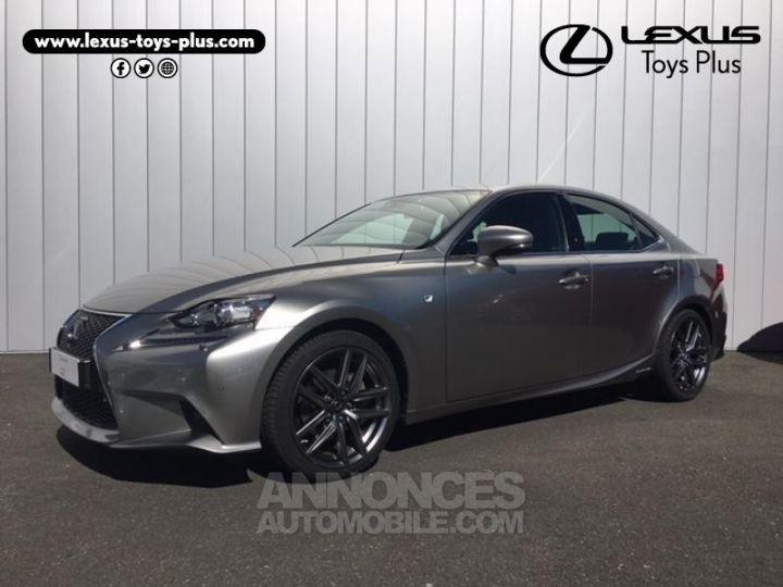 Lexus IS 300h F SPORT Gris Titane Occasion - 1