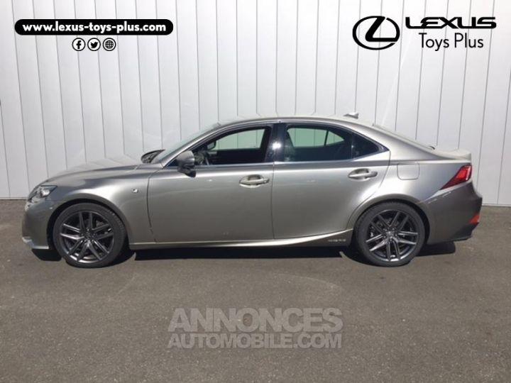 Lexus IS 300h F SPORT Gris Titane Occasion - 5