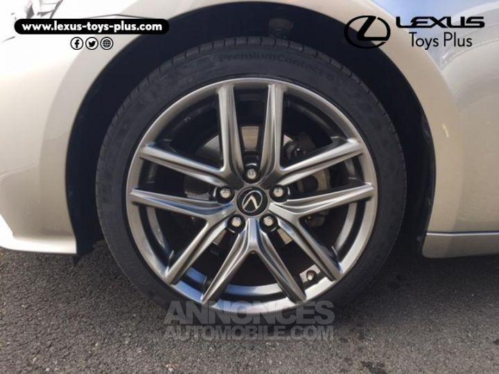 Lexus IS 300h F SPORT Gris Titane Occasion - 6