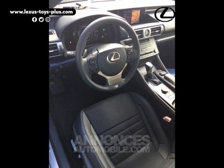 Lexus IS 300h F SPORT Gris Titane Occasion - 8