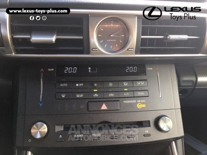 Lexus IS 300h F SPORT Gris Titane Occasion - 9