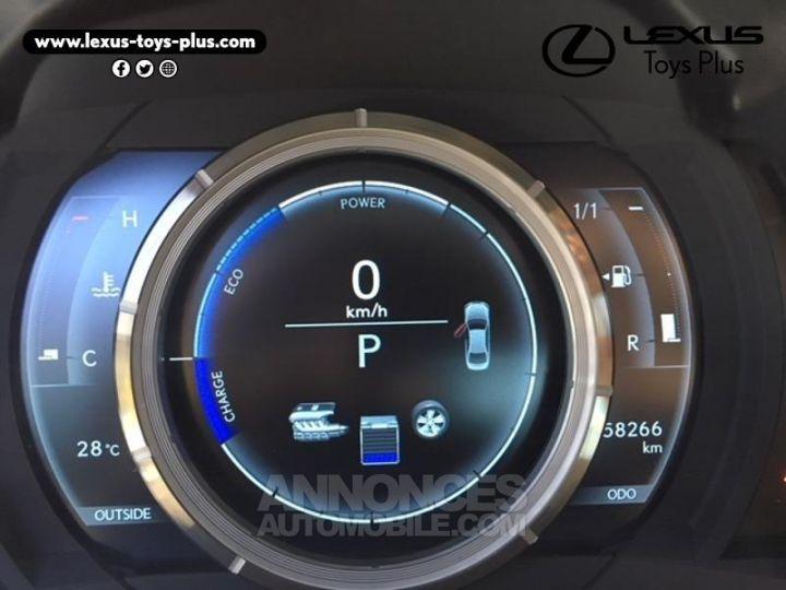 Lexus IS 300h F SPORT Gris Titane Occasion - 12