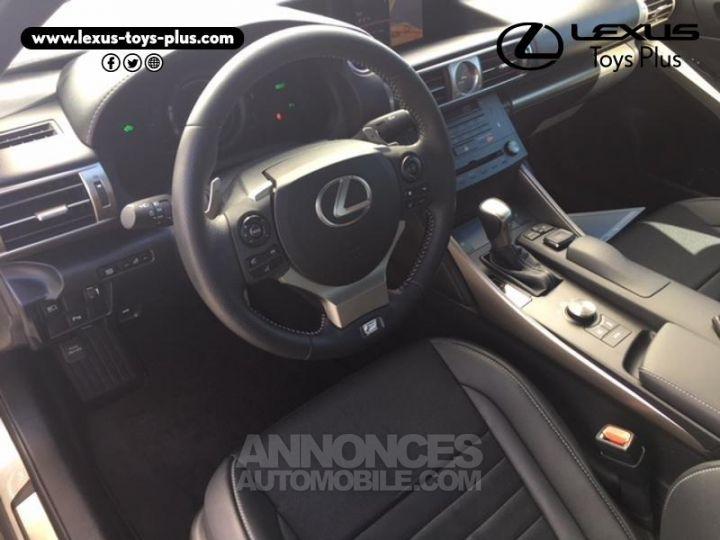 Lexus IS 300h F SPORT Gris Titane Occasion - 13
