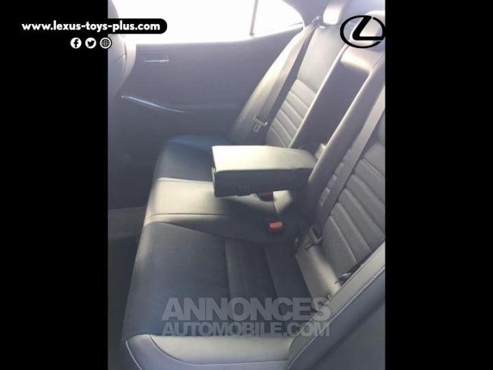 Lexus IS 300h F SPORT Gris Titane Occasion - 14