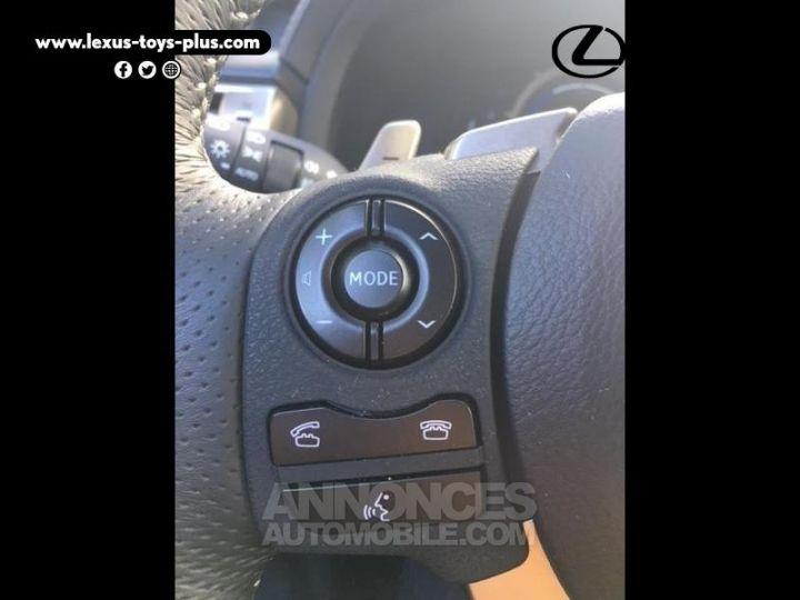Lexus IS 300h F SPORT Gris Titane Occasion - 15