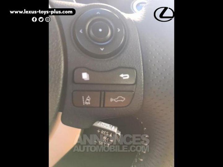 Lexus IS 300h F SPORT Gris Titane Occasion - 16