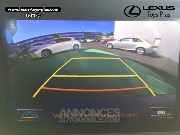 Lexus IS 300h F SPORT Gris Titane Occasion - 17