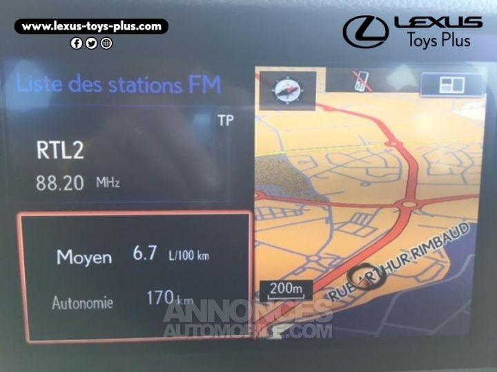 Lexus IS 300h F SPORT Gris Titane Occasion - 18
