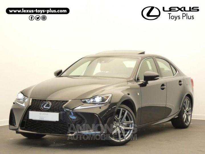 Lexus IS 300h F SPORT Noir Métal Occasion - 1