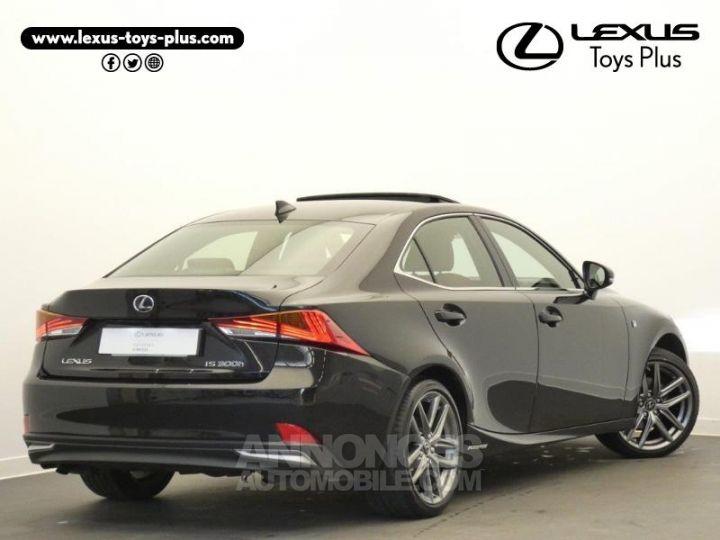 Lexus IS 300h F SPORT Noir Métal Occasion - 2