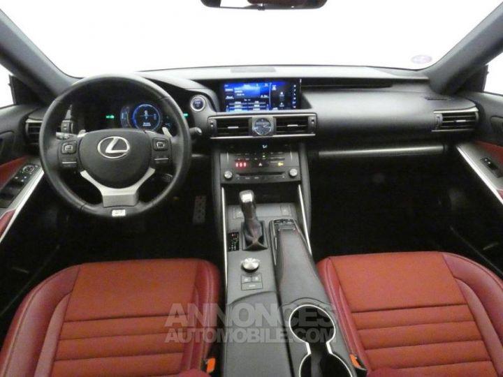 Lexus IS 300h F SPORT Noir Métal Occasion - 3