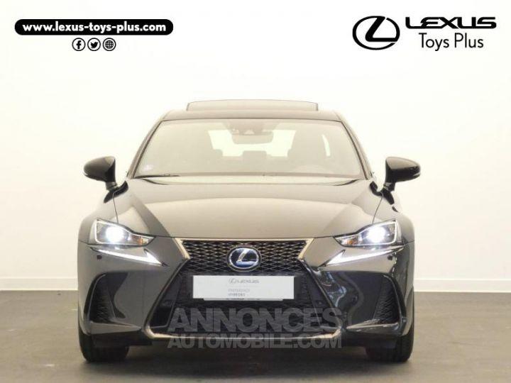 Lexus IS 300h F SPORT Noir Métal Occasion - 4